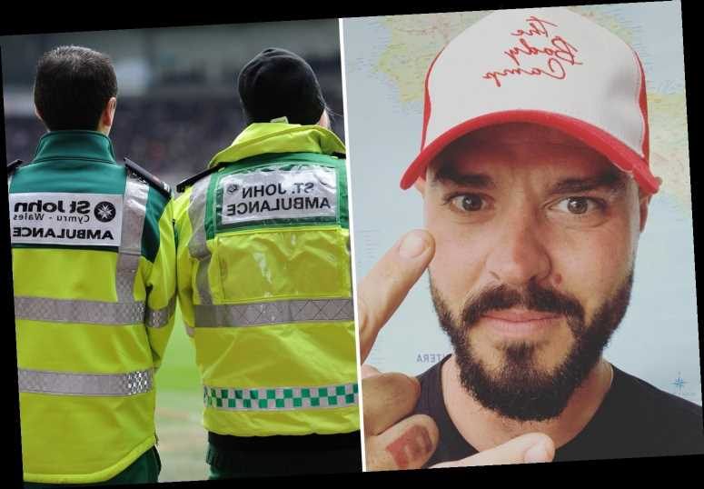 Busted's Matt Willis signs up with St John's Ambulance team because he has 'f**k all else to do'