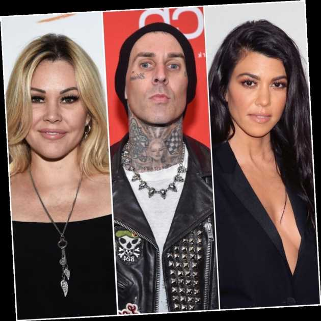 Kourtney Kardashian and Travis Barker Confirm Relationship But His Ex-Wife Shanna Moakler Had Shady Reaction To Their Romance
