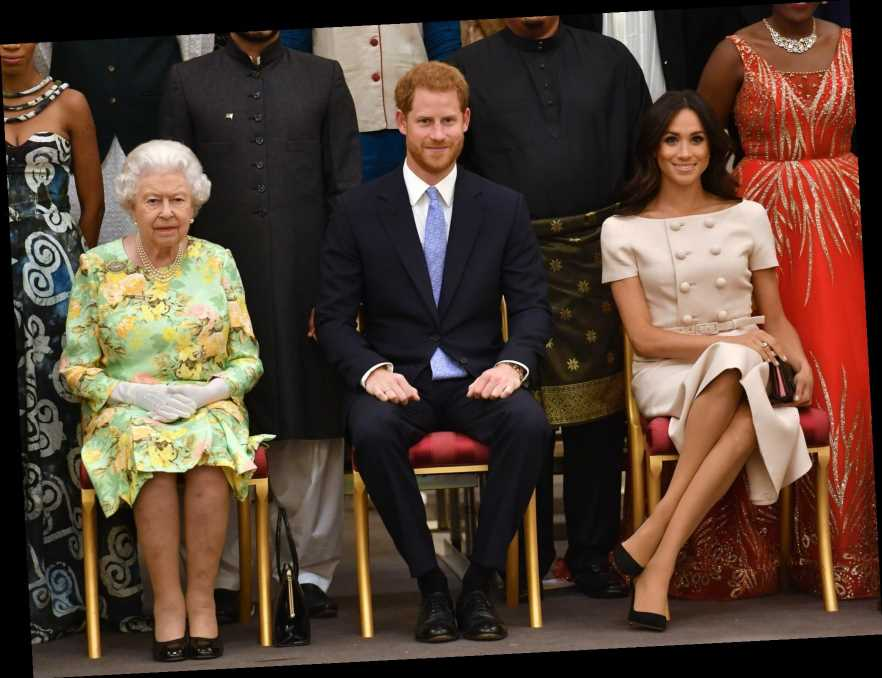 Queen Elizabeth thinks it would be 'unduly punitive' to take away the Sussexes' titles