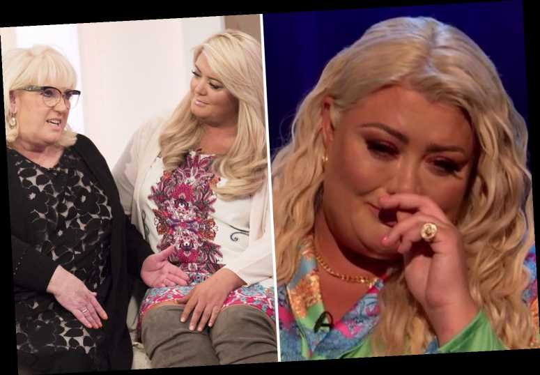 Gemma Collins reveals horrific moment yobs called her a 'fat c***' in front of her mum