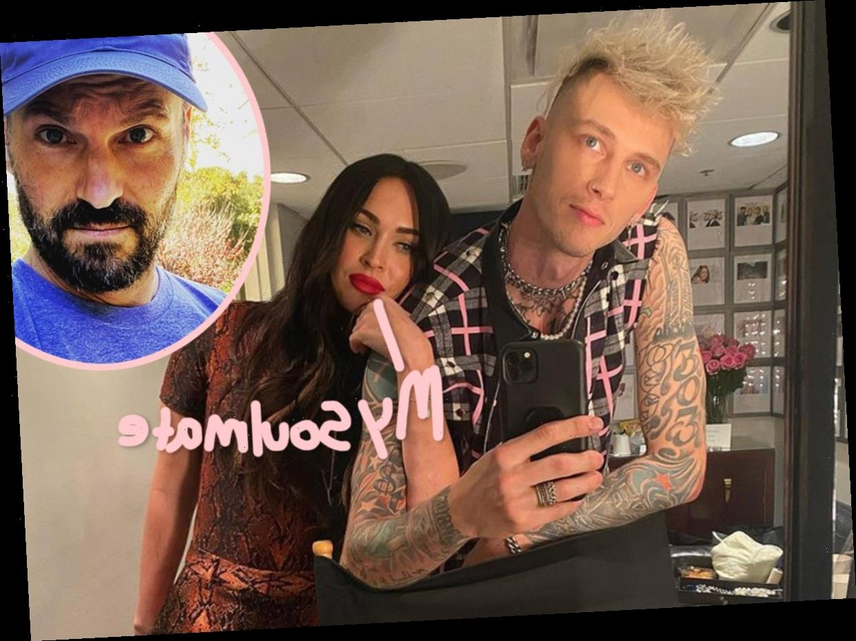 Megan Fox Reportedly Wants Divorce Over ASAP So She Can Be With 'Soulmate' Machine Gun Kelly