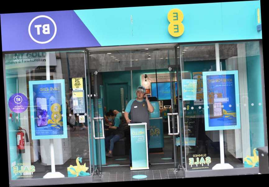 EE and BT to hike bills by up to £24 per year for millions of customers