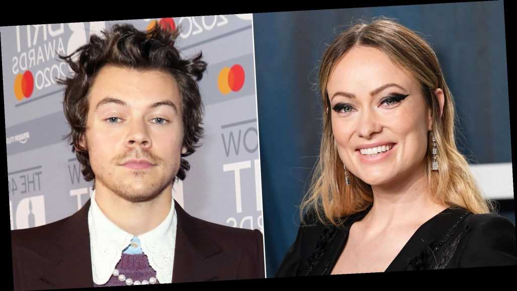 Olivia Wilde Raves Over Harry Styles' 'Humility and Grace' as Movie Wraps