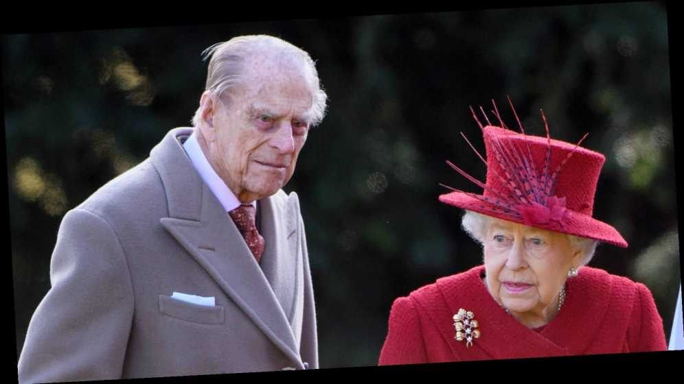 Queen Elizabeth II Is 'Leaning on Loved Ones' Amid Philip's Hospitalization