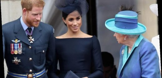 Was Queen Elizabeth Told Prince Harry and Meghan Markle Were Having Another Baby Before Their Public Announcement?
