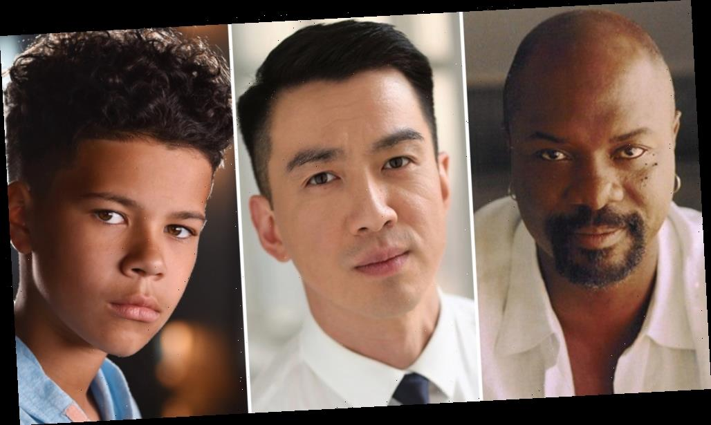 'Wire' Star Robert Wisdom, Johnny M. Wu And Jalon Christian Join Michael B. Jordan In Denzel Washington Directed 'Journal For Jordan'