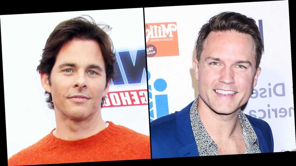 Scott Porter Once Felt Pigeonholed as 'the New James Marsden'