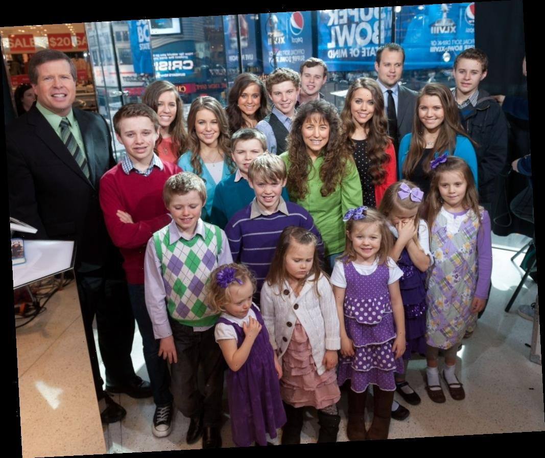 The Duggar Family's in-Fighting Is Suddenly Becoming Very Public