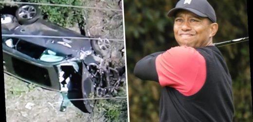 "Tiger Woods Car Crash: Cops Saw No ""Evidence Of Impairment"" At Scene, Says LA Sheriff; Iconic Golfer Has ""Serious"" Injuries On Both Legs"