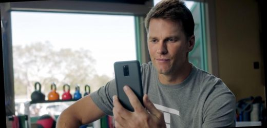 Tom Brady Jokes About Why He Didn't Retire in Super Bowl Ad With Gronk