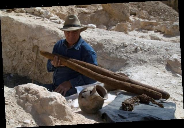 Discovery Sets 'Valley of the Kings' About Excavation of Lost Tombs