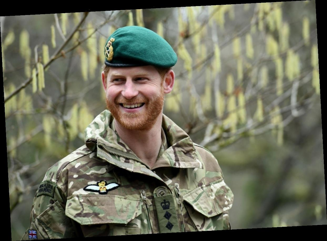 Prince Harry wants to have his cake & eat it too, the cake being military patronages??