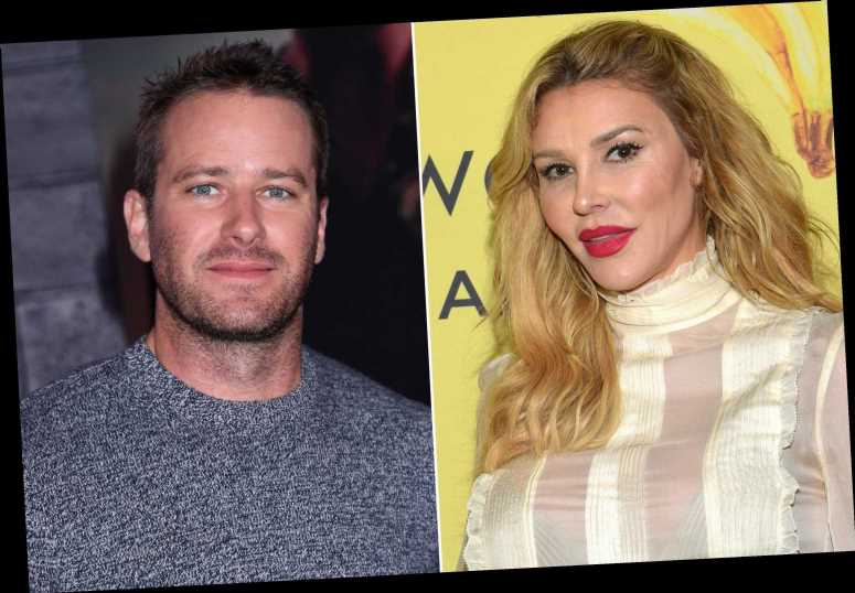 Brandi Glanville claims ignorance after lusty Armie Hammer tweet