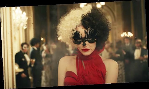 'Cruella' Trailer: Emma Stone Totally Transforms Into The Wicked Disney Villain