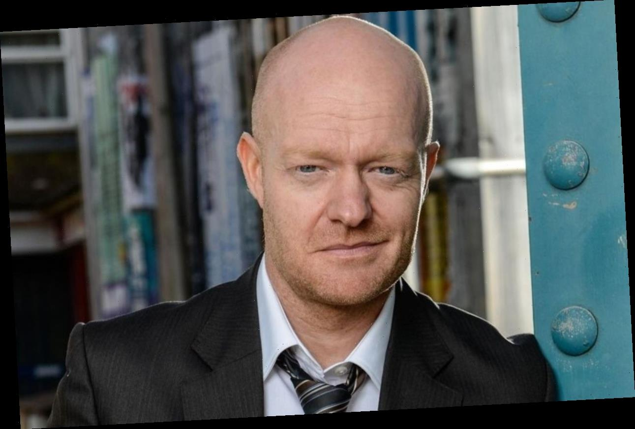 When did Jake Wood join EastEnders as Max Branning?