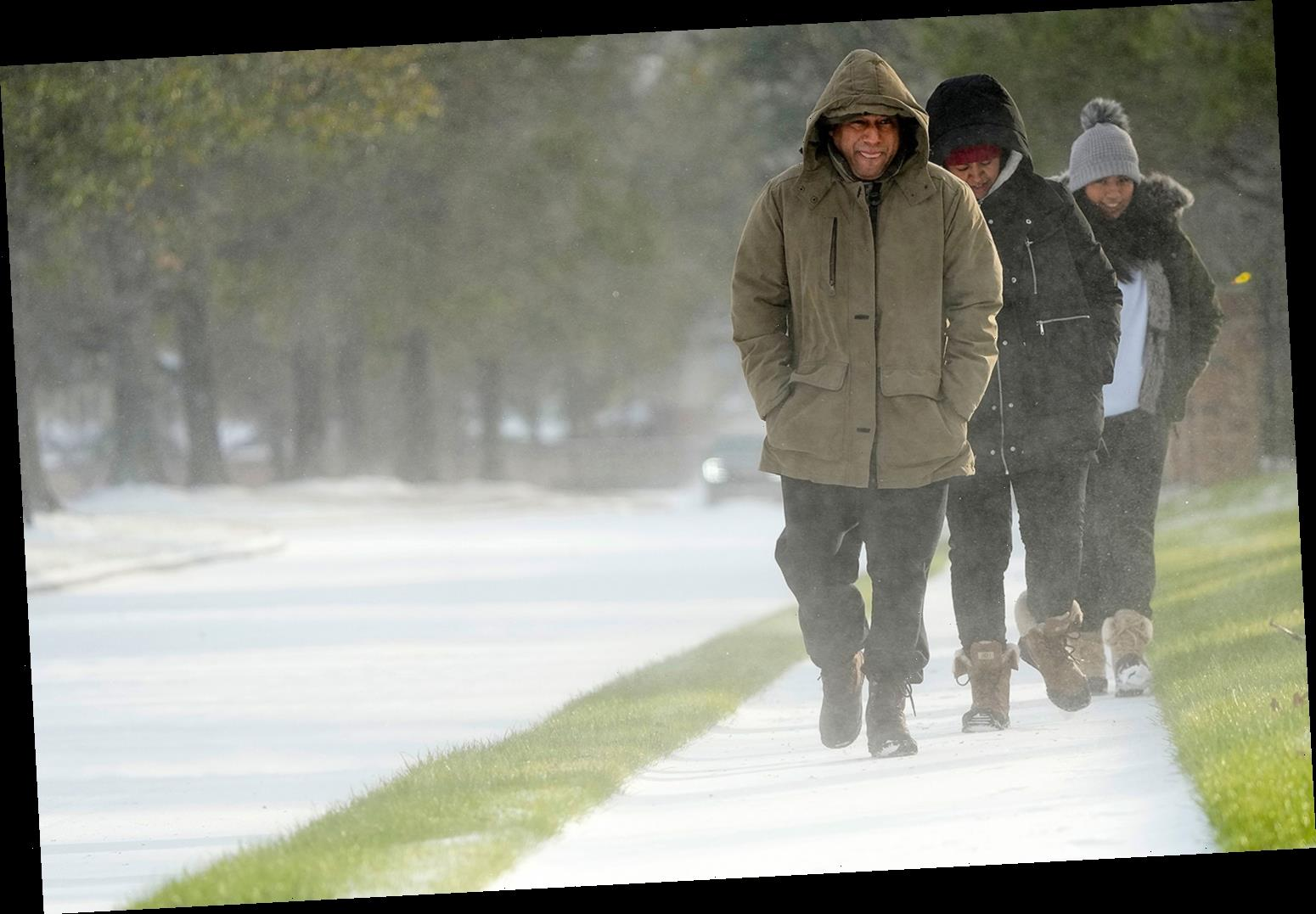 2.8 Million Texans Are Without Power as State Is Hit by Unprecedented Winter Storm