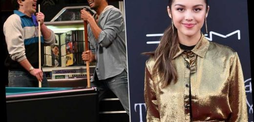 Olivia Rodrigo Calls 'Drivers License' SNL Skit the 'Best Birthday Present Ever': 'I'm Shaking'