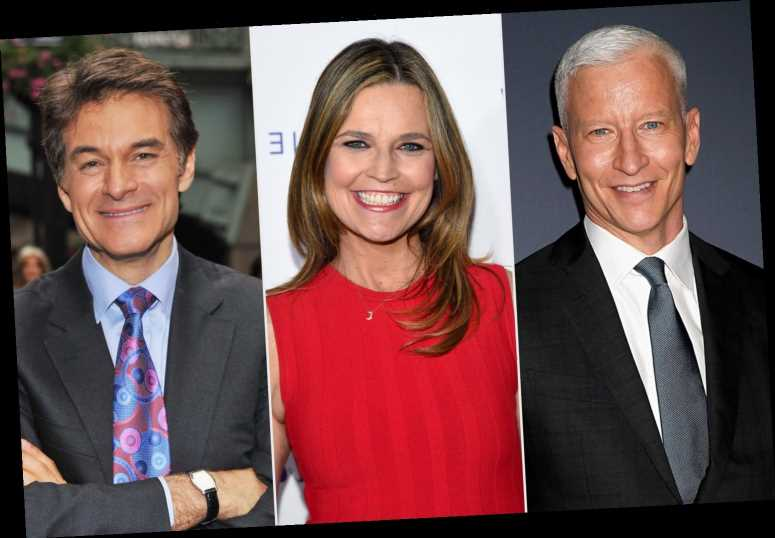 Savannah Guthrie, Anderson Cooper and Dr. Oz to Guest Host Jeopardy!