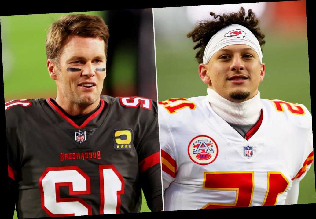 Patrick Mahomes Says 'It's Special' to Play Six-Time Champion Tom Brady in 2021 Super Bowl
