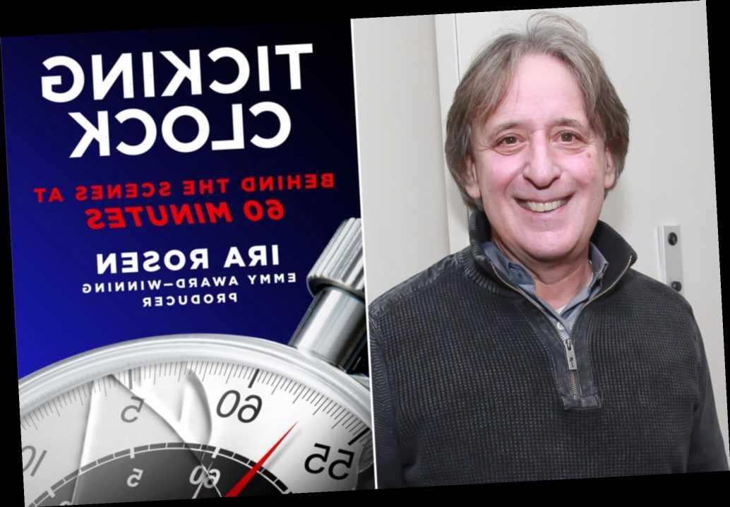 Ira Rosen's '60 Minutes' book has stories galore
