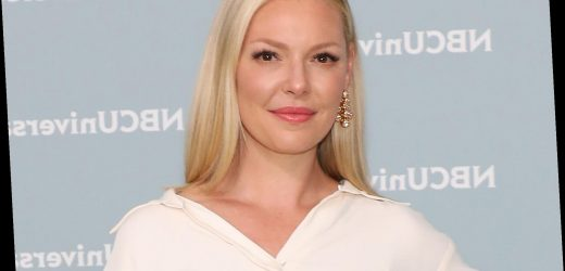 Katherine Heigl wants to go by 'Katie' in her personal life