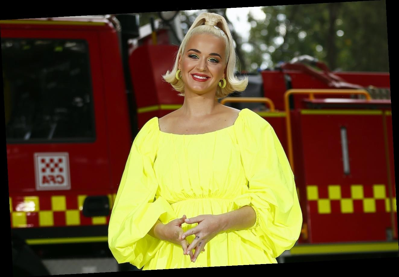 Katy Perry Called the First 6 Weeks After Her Daughter Daisy's Birth a 'Roller Coaster'