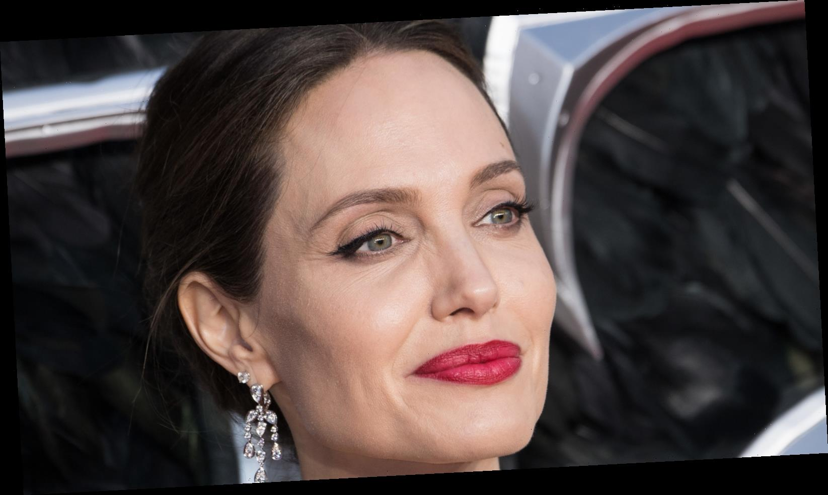 Angelina Jolie's Surprising Thoughts On Being A Stay-At-Home Mom