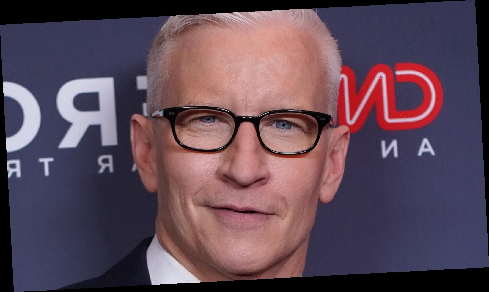 The Real Reason Anderson Cooper Is Living With His Ex