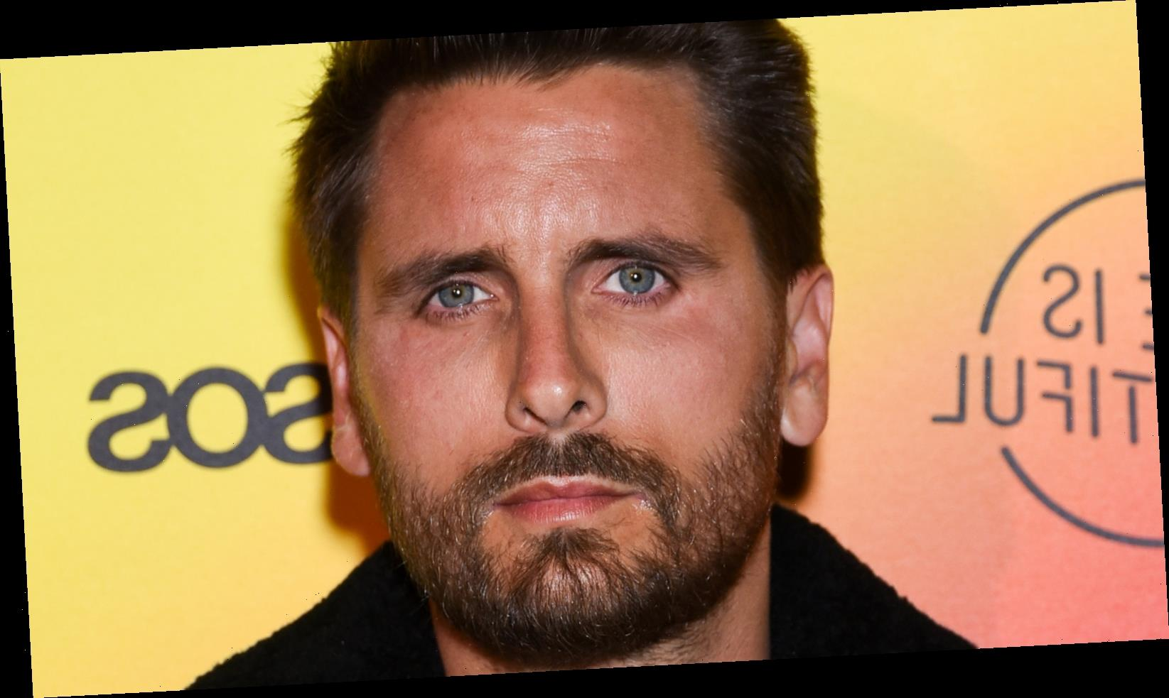 Scott Disick's New Look Is Turning Heads