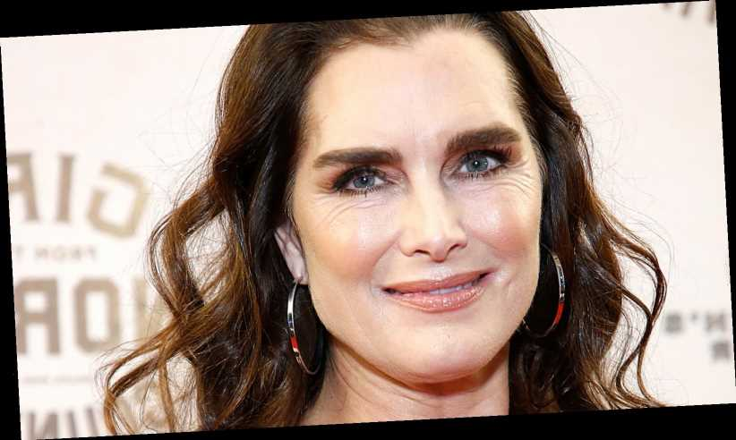 Why Brooke Shields Is Learning How To Walk Again