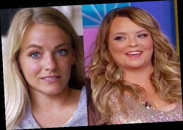 Catelynn Lowell & Mackenzie McKee: Feuding Over Catelynn's Miscarriage?!