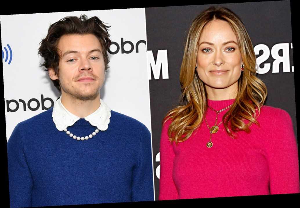 Olivia Wilde praises Harry Styles on Instagram