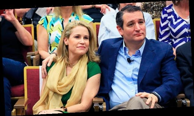 Ted Cruz Reveals Wife Heidi Is 'Pissed' About Their Leaked Group Texts About Cancún On Podcast