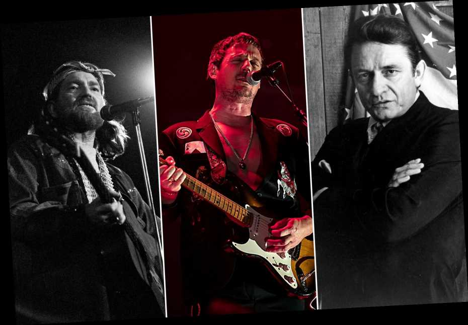 Vinyl Me, Please Launches Country Series With Johnny Cash, Willie Nelson Reissues