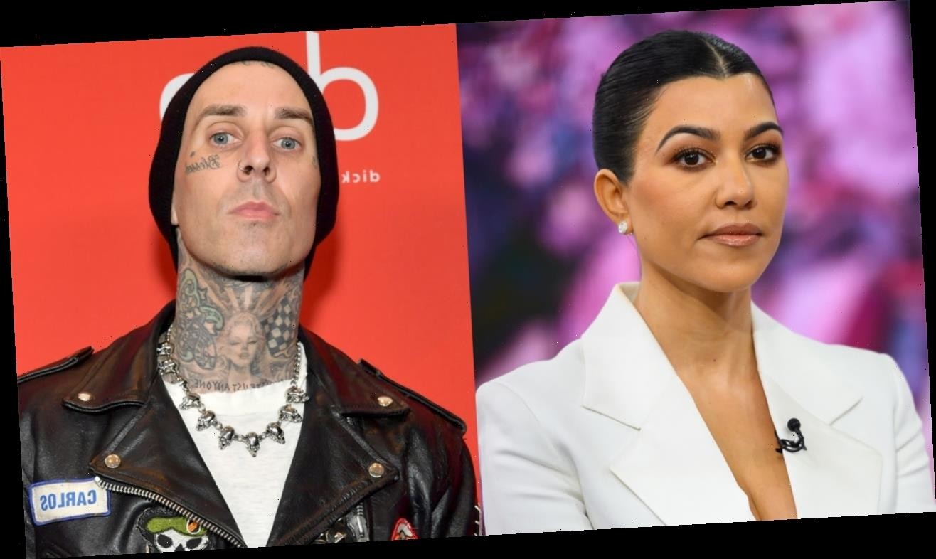 Kourtney Kardashian, Travis Barker's families 'supportive' of relationship, report says: 'No one is surprised'
