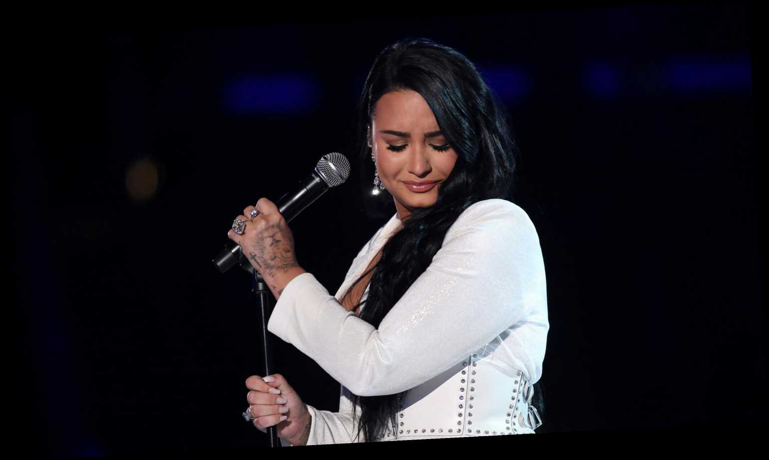 Demi Lovato receives support from fellow celebrities after sharing new details about 2018 overdose