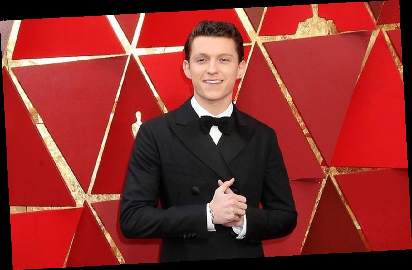 Tom Holland Refuses to Hide 'Much Cooler' Haircut Under Wig for 'Spider-Man: Far From Home' Sequel