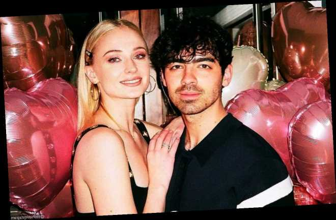 Joe Jonas Celebrates Wife Sophie Turner's Birthday With Hilarious Tribute