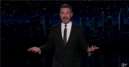 Jimmy Kimmel: Texas in Crisis, Ted Cruz Says, 'Adios, Amigos'