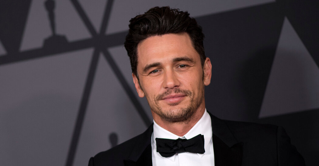 Settlement Reached in Suit Accusing James Franco of Sexual Misconduct