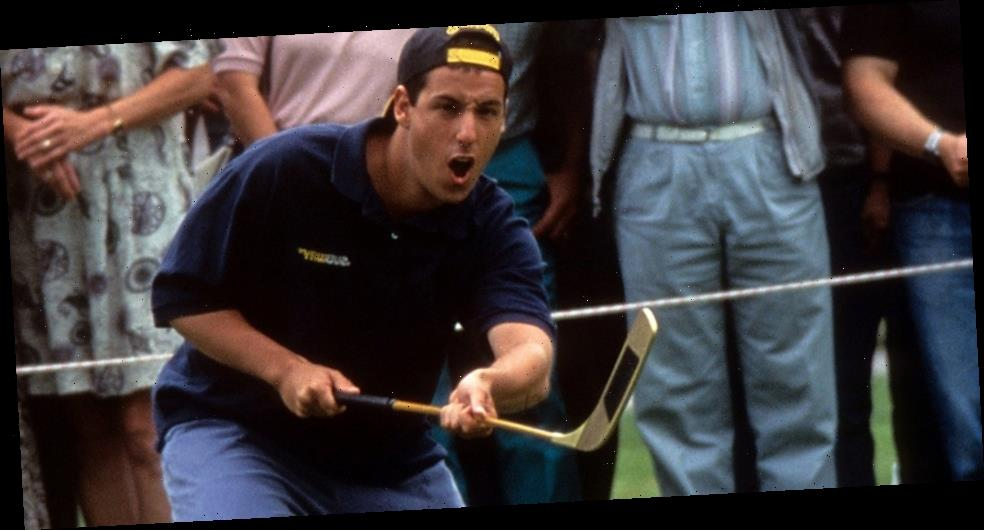 Adam Sandler Wants to Make a 'Happy Gilmore' Sequel
