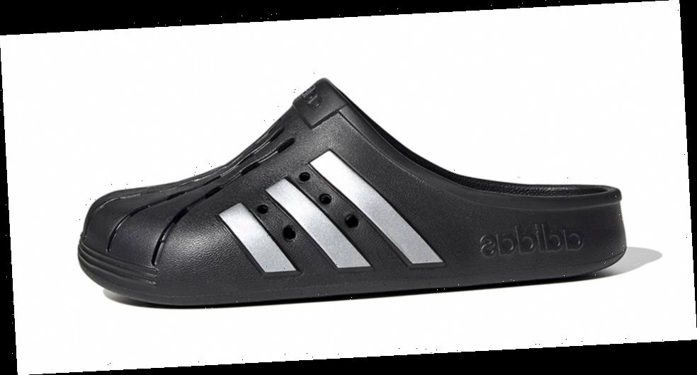 Cozy up at Home With adidas Originals' adilette Clogs