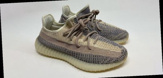 """Here's a Closer Look at the adidas YEEZY BOOST 350 V2 """"Ash Pearl"""""""