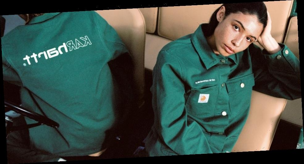 Carhartt Wip x L'Art de L'Automobile Launches First-Ever 'KARHARTT' Collaboration