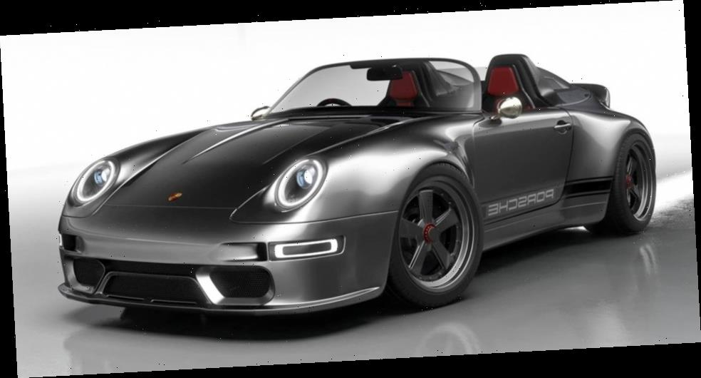 Gunther Werks Modernizes the Ultra-Rare 993-Generation Porsche 911 Speedster