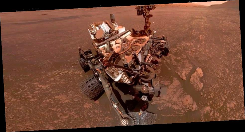 NASA Release Epic Footage of Perseverance Rover's Descent and Touchdown on Mars