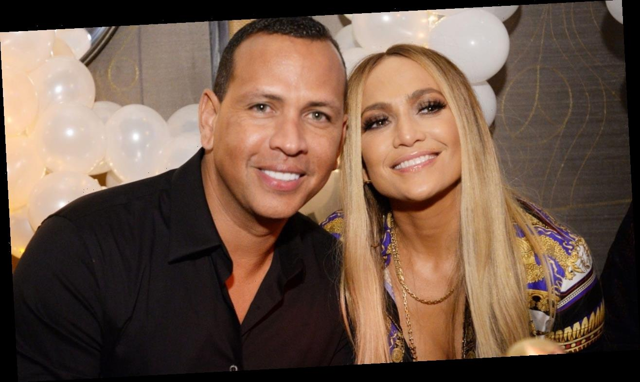 Jennifer Lopez Says Therapy Was 'Helpful' for Her and Alex Rodriguez