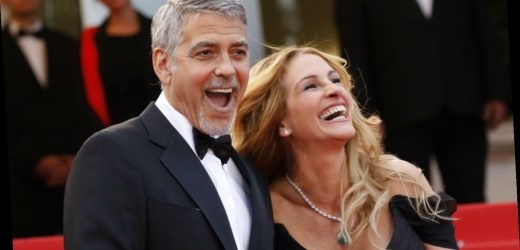 George Clooney and Julia Roberts Are Reuniting Onscreen