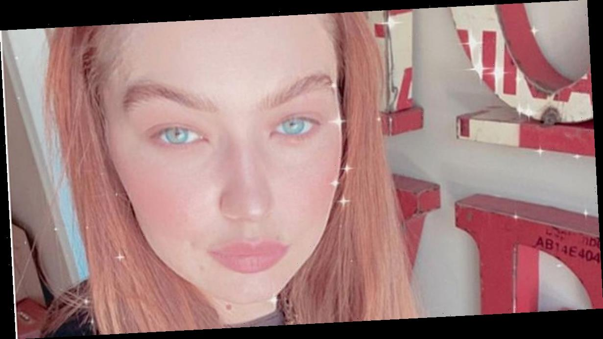 Gigi Hadid flaunts redhead transformation as she shares pic of daughter Khai