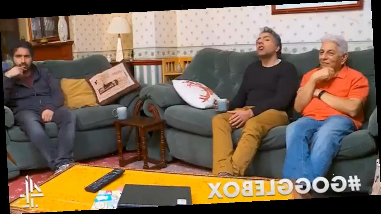 Prince Harry mocked by Gogglebox stars over Late Late Show appearance